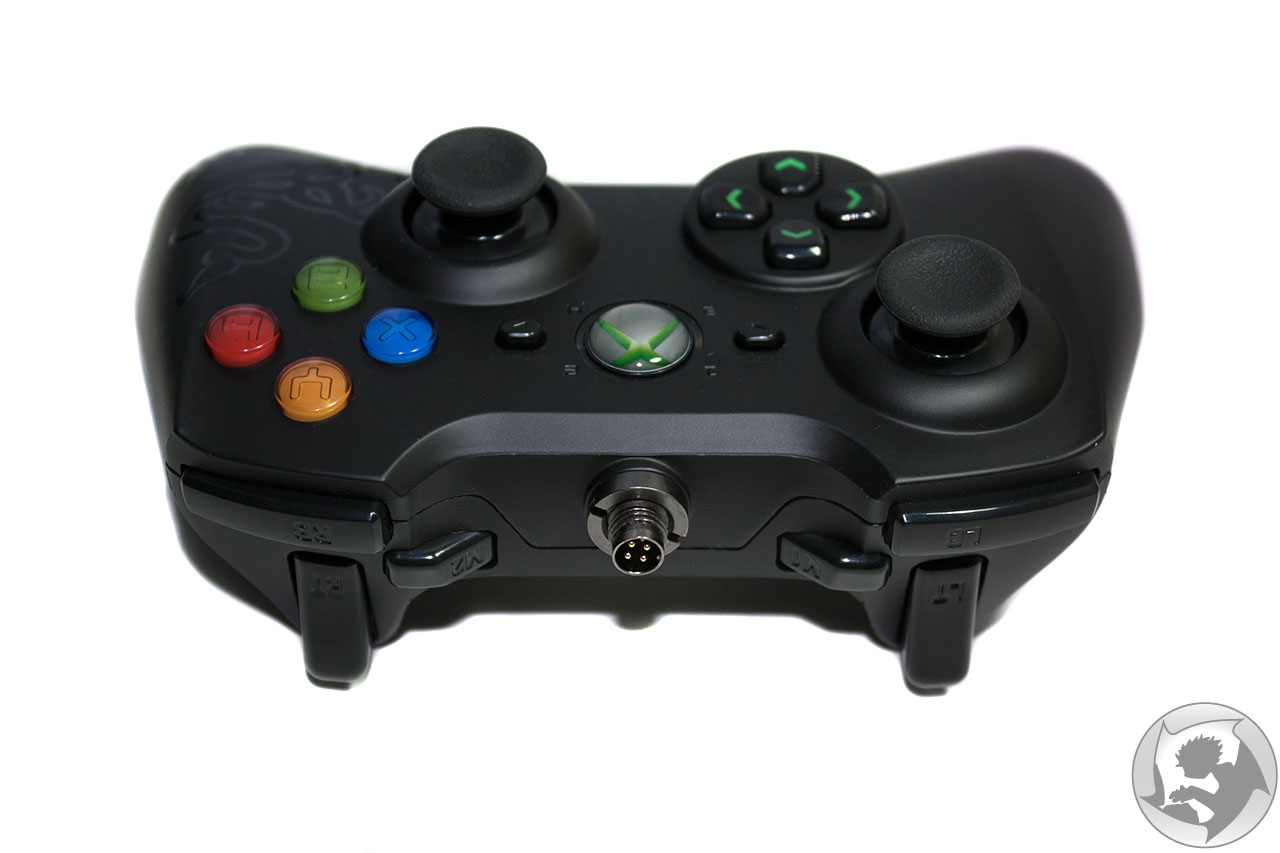 Sabertooth Xbox 360 Game Controller 4