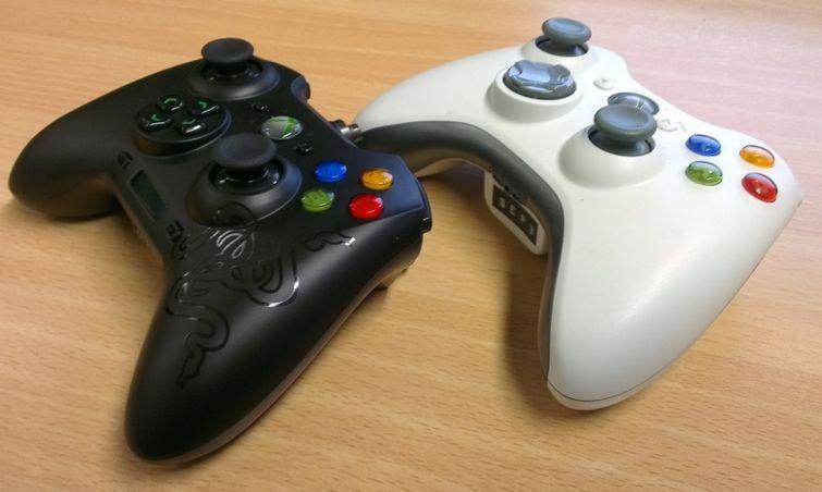 Sabertooth Xbox 360 Game Controller 5