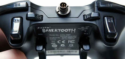 Sabertooth Xbox 360 Game Controller 6