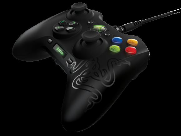 Sabertooth Xbox 360 Game Controller