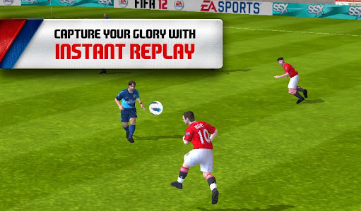 FiFa 2012 EA sports for android phone game download