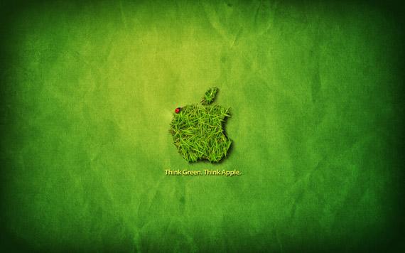 apple Green Wallpaper