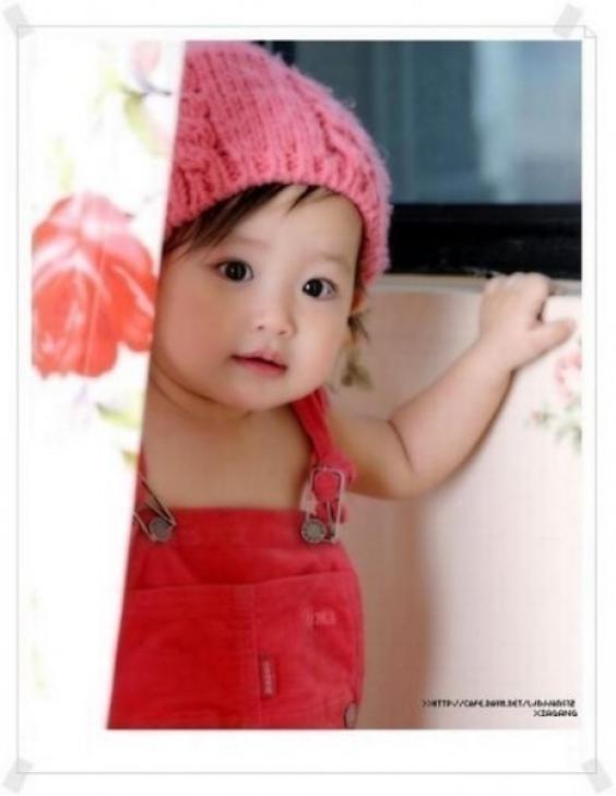 cute korean babies