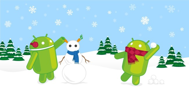 android-winter-scene-desktop-background-wallpapers