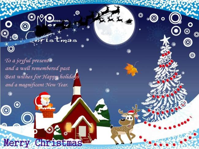 Happy Christmas Quotes and Cards