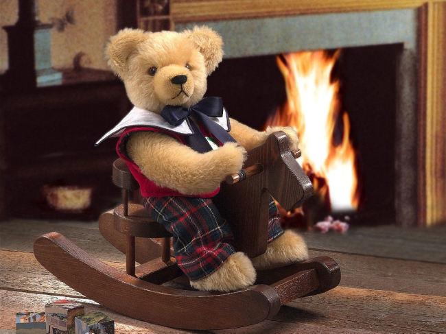 bossy teddy Bear